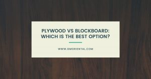 Plywood vs Blockboard: Which is the Best Option?
